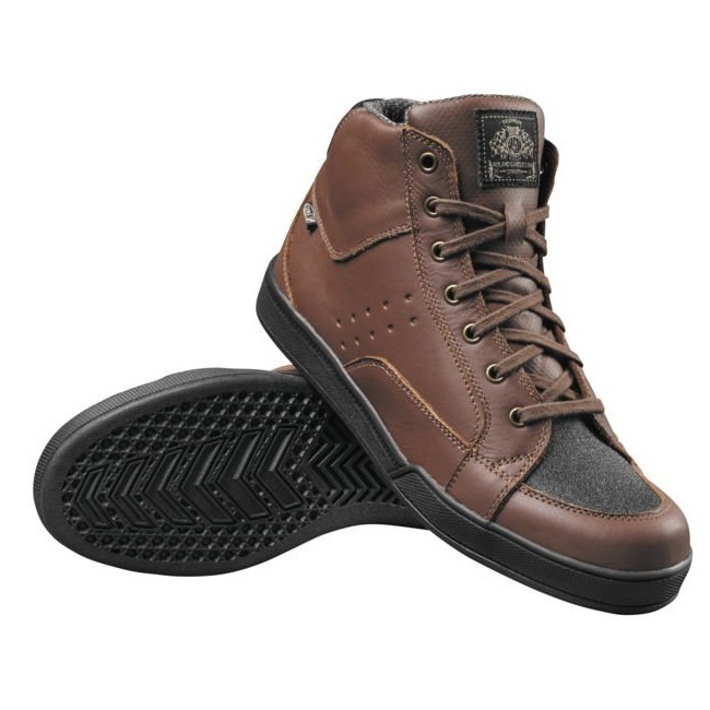 RSD Roland Sands Design ローランドサンズ シューズ Design Men's Fresno Riding Shoe サイズ:10 [RD8710]