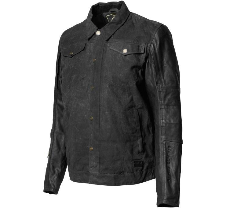RSD Roland Sands Design ローランドサンズ Design Men's Johnny Textile Jacket
