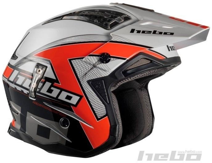 最終決算 HEBO エボ KONTROX オフロードヘルメット ZONE4 KONTROX HEBO ヘルメット ヘルメット サイズ:XL(61-62), カモウチョウ:1eeea0d7 --- clftranspo.dominiotemporario.com