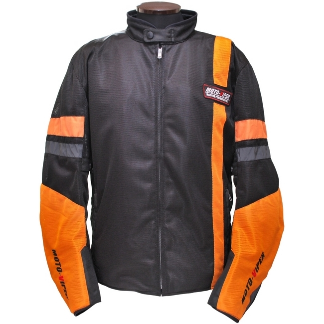 Moto-Viper モトバイパー メンズメッシュジャケット サイズ:L