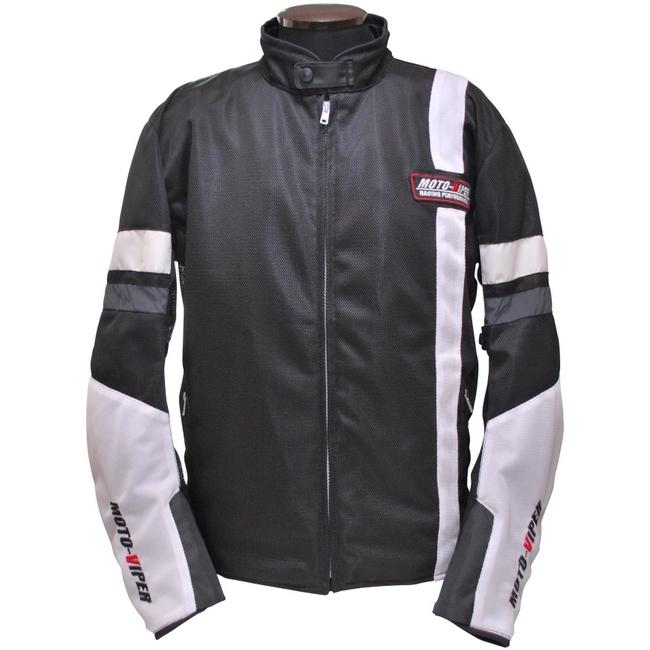 Moto-Viper モトバイパー メンズメッシュジャケット サイズ:M
