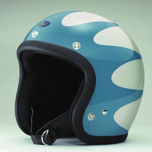 BUCO ブコ ジェットヘルメット スタンダード スキャロップ サイズ:XS