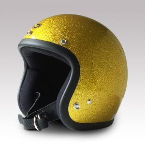 BUCO ブコ ジェットヘルメット スタンダード メタルフレーク サイズ:ML