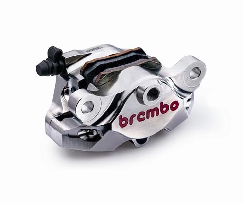 Brembo ブレンボ CNCリアブレーキキャリパーキット P2 84mm ニッケルコーティング