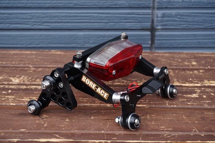 BORE ACE ボアエース フェンダーレスキット SR400 SR500