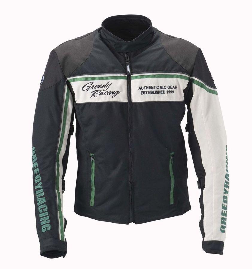 GREEDY グリーディー スポーツライディング メッシュジャケット サイズ:3L