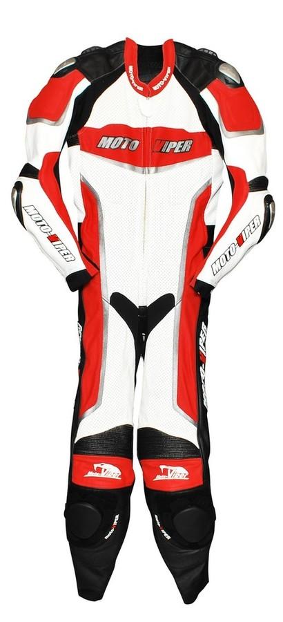Moto-Viper モトバイパー レーシングスーツ・革ツナギ レーシングスーツ サイズ:L/W