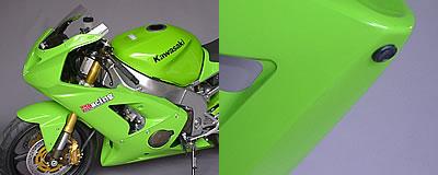 Magical Racing マジカルレーシング フルカウル・セット外装 フルカウル ZX-6RR