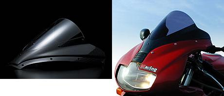 Magical Racing マジカルレーシング カーボントリムスクリーン スーパーコート 平織りカーボン製 SS900