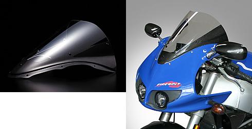 Magical Racing マジカルレーシング カーボントリムスクリーン スーパーコート 平織りカーボン製 FIREBOLT XB12R FIREBOLT XB9R