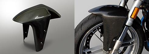 Magical Racing マジカルレーシング フロントフェンダー 素材:平織りカーボン FIREBOLT XB9R