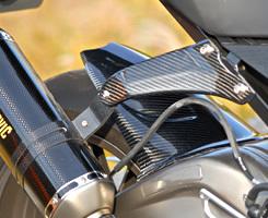【イベント開催中!】 Magical Racing マジカルレーシング マフラーステー類 マフラーステー 素材:平織りカーボン製 S1000R S1000RR
