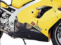 Magical Racing マジカルレーシング アンダーカウル ZX-9R