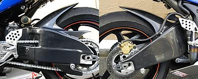 【イベント開催中!】 Magical Racing マジカルレーシング スイングアームカバー CBR600RR