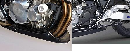 Magical Racing マジカルレーシング アンダーカウル 素材:綾織りカーボン製 CB1300SB [スーパーボルドール] CB1300SF