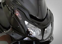 【イベント開催中!】 Magical Racing マジカルレーシング スクーター外装 フェイスマスク 素材:FRP製(ブラック) PCX125
