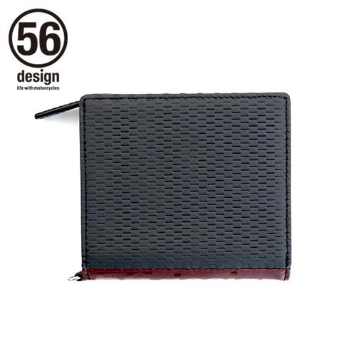 56デザイン 56design Neuinteresse×56design wallet[Neuinteresse×コンパクトウォレット] Compact