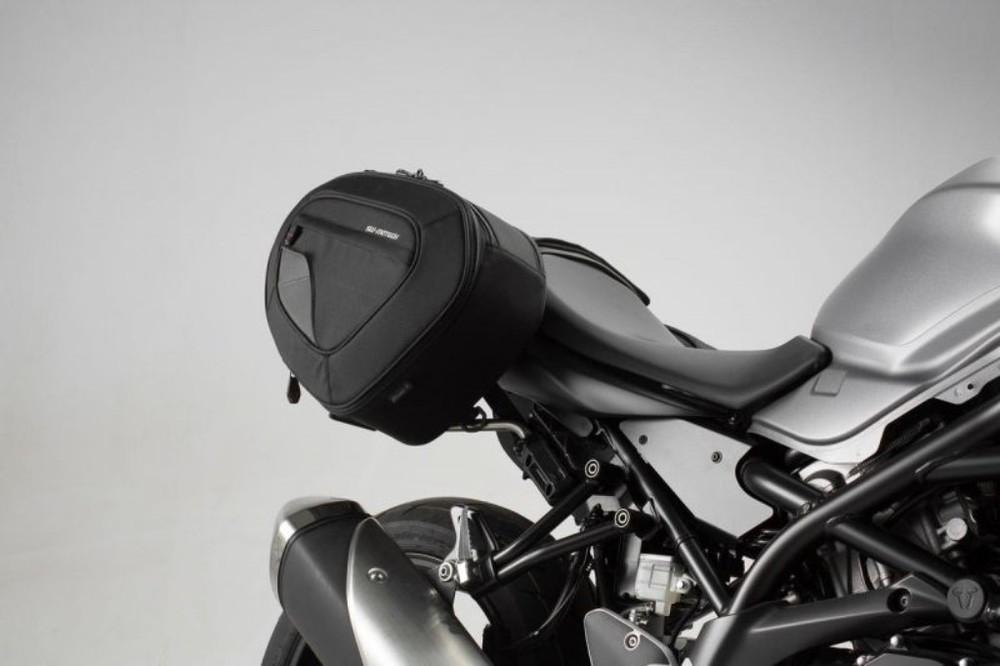 SW-MOTECH SWモテック BLAZE(ブレイズ) サドルバッグセット ハイバージョン SV650 ABS SV650X ABS