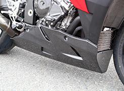Magical Racing マジカルレーシング アンダーカウル 素材:FRP製・ブラック S1000R