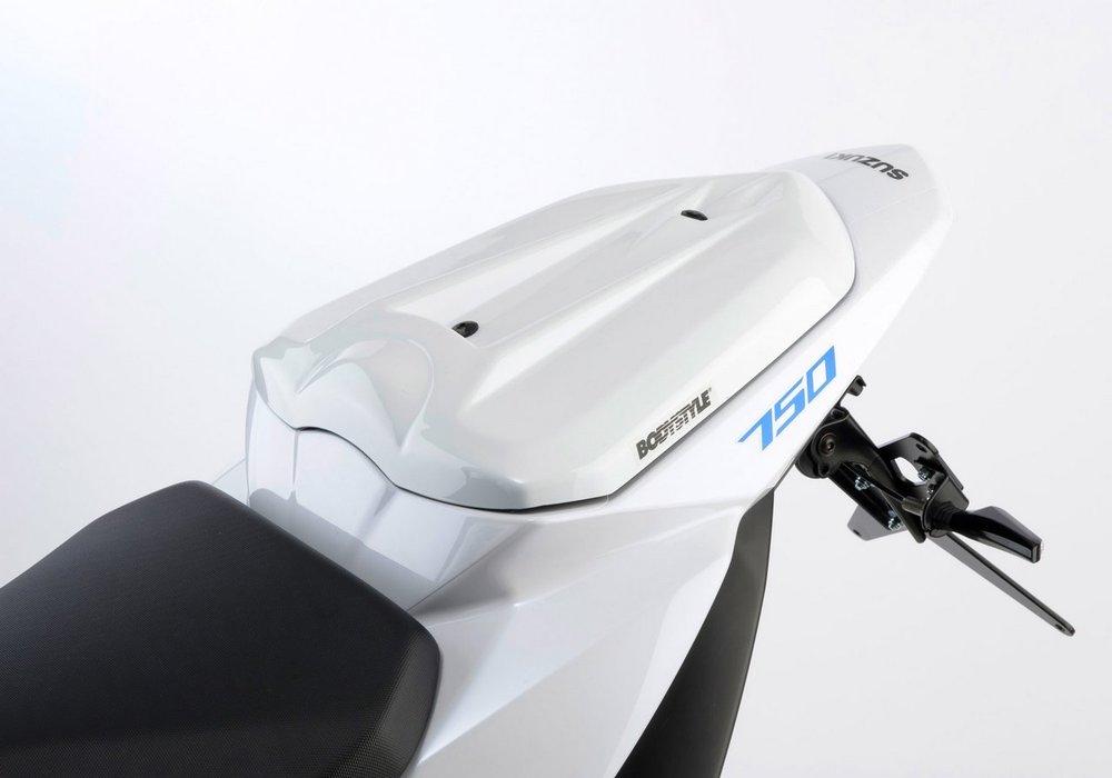 BODY STYLE ボディースタイル シートカバー(Sportsline seat cover) GSR 750