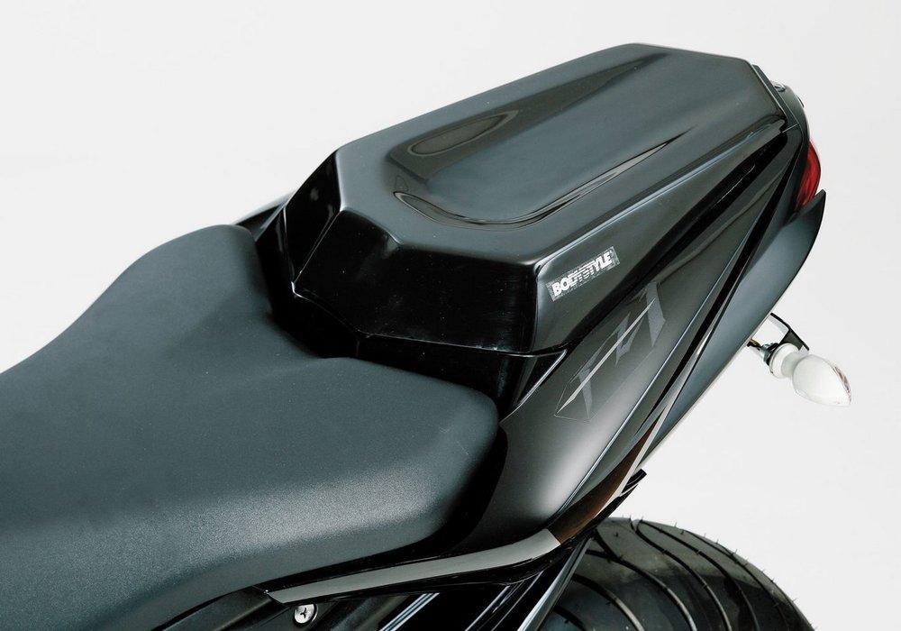BODY STYLE ボディースタイル シートカバー(Sportsline seat cover) FZ1