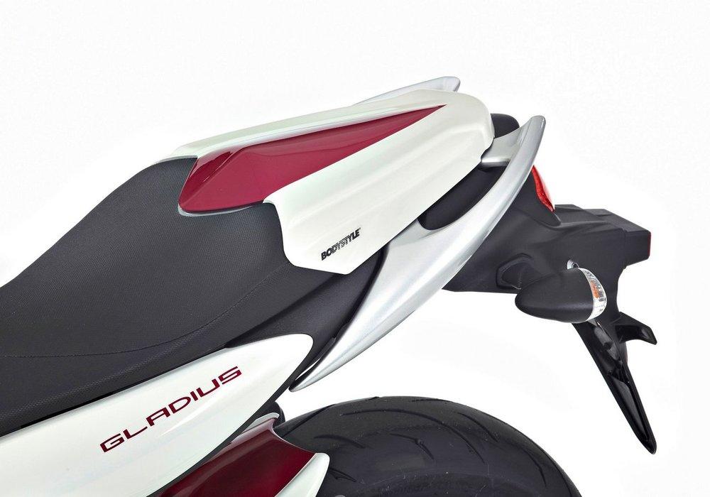 BODY STYLE ボディースタイル スポーツライン シートカバー 【Sportsline seat cover】 Gladius 650