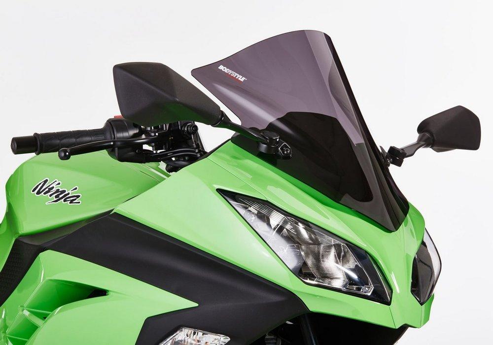 BODY STYLE ボディースタイル スクリーン レーシング(Racing screen) Ninja 300