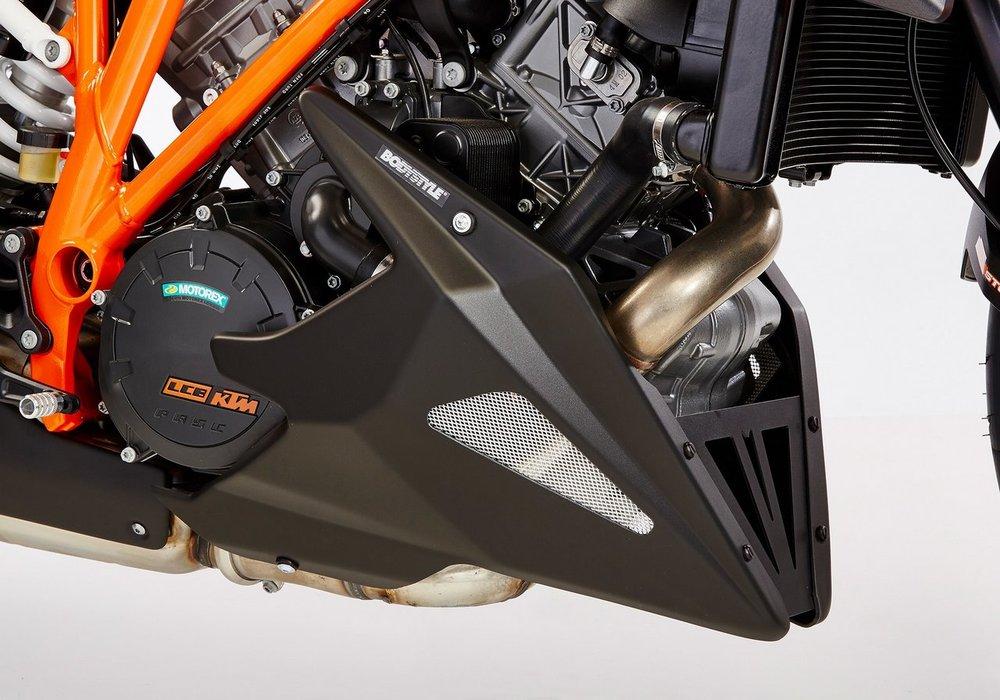 BODY STYLE ボディースタイル レースラインベリーパン【Raceline belly pan】 1290 Super Duke R