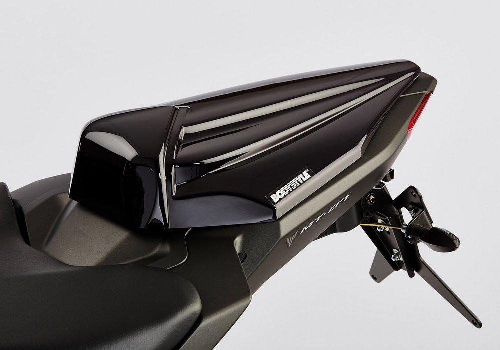 BODY STYLE ボディースタイル シートカバー(Sportsline seat cover) MT-07 MT-07