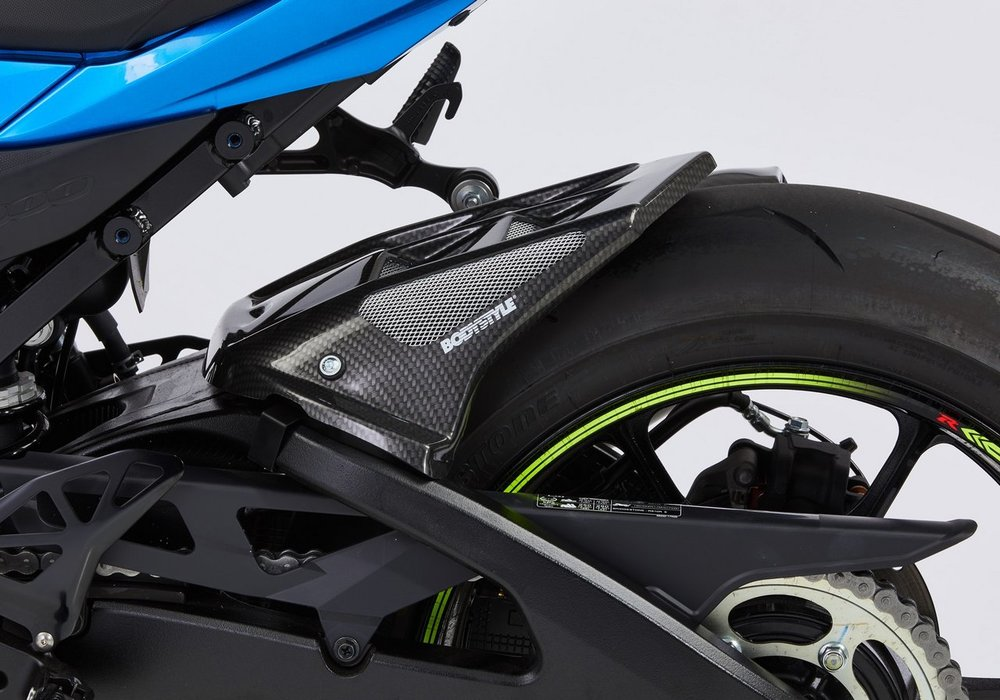 【在庫あり】【イベント開催中!】 BODY STYLE ボディースタイル リアフェンダー レースラインリアハガー【Raceline rear hugger】 GSX-R 1000 GSX-R 1000 R