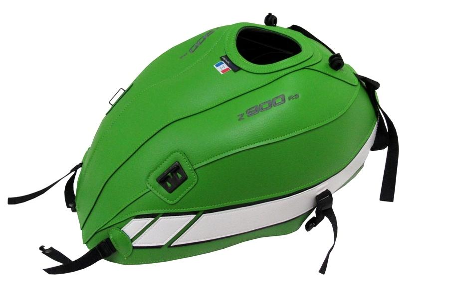 【在庫あり】BAGSTER バグスター バグスター タンクカバー カラー:グリーン/ホワイト Z900RS (ZR900C) (ZR900C) Z900RS (18), ナヴェデヴィーノ:51d0d8b1 --- sunward.msk.ru