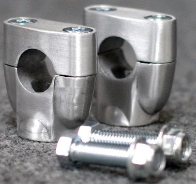 GM-MOTOジーエムモト ハンドルポストハンドルライザー  アルミ研磨仕上げハンドルポスト GM-MOTO ジーエムモト アルミ研磨仕上げハンドルポスト