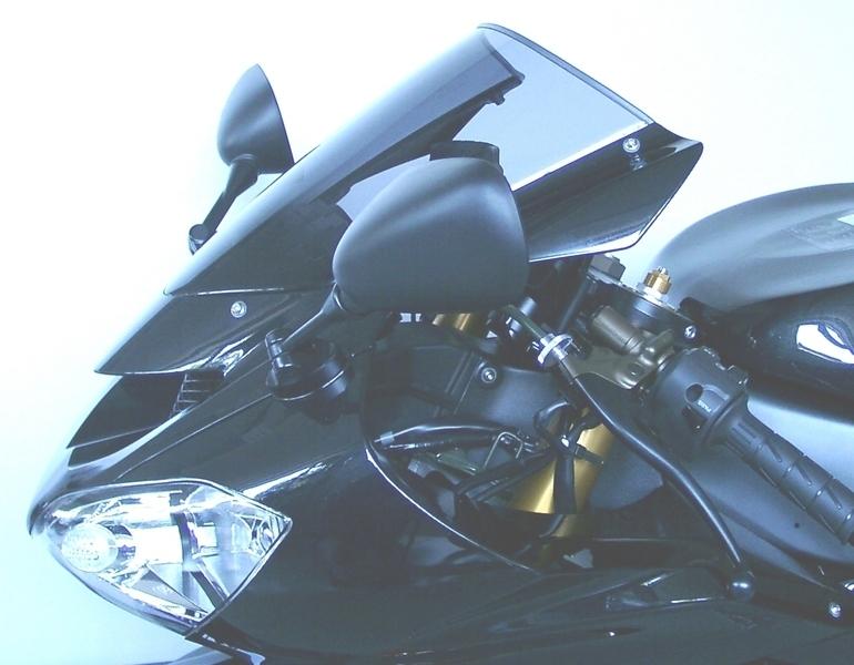 MRA エムアールエー スクリーン オリジナル カラー:スモーク/グラデーション有り Z750S (水冷) ZX-10R
