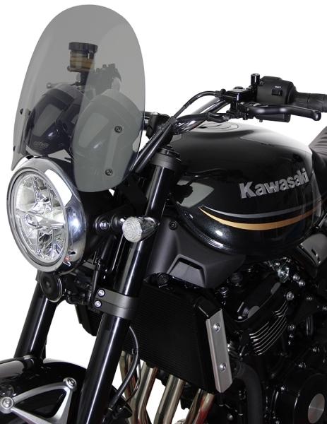【イベント開催中!】 MRA エムアールエー スクリーン ツーリング カラー:ブラック Z900RS