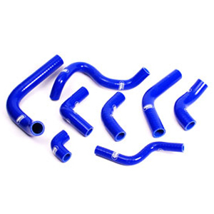 SAMCO SPORT サムコスポーツ ラジエーター関連部品 クーラントホース(ラジエーターホース) カラー:ブレイズ (限定色) 998 S 2002-2003