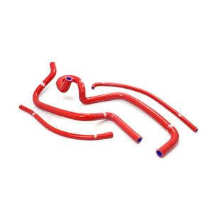 SAMCO SPORT サムコスポーツ ラジエーター関連部品 クーラントホース(ラジエーターホース) カラー:メタリックシルバー (限定色) Runner 125 2 Stroke 97-02 Runner 180 2 Stroke 97-02