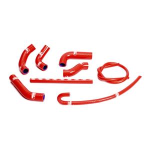 SAMCO SPORT サムコスポーツ ラジエーター関連部品 クーラントホース(ラジエーターホース) カラー:イエロー (限定色) XR 650 R 2000-2010