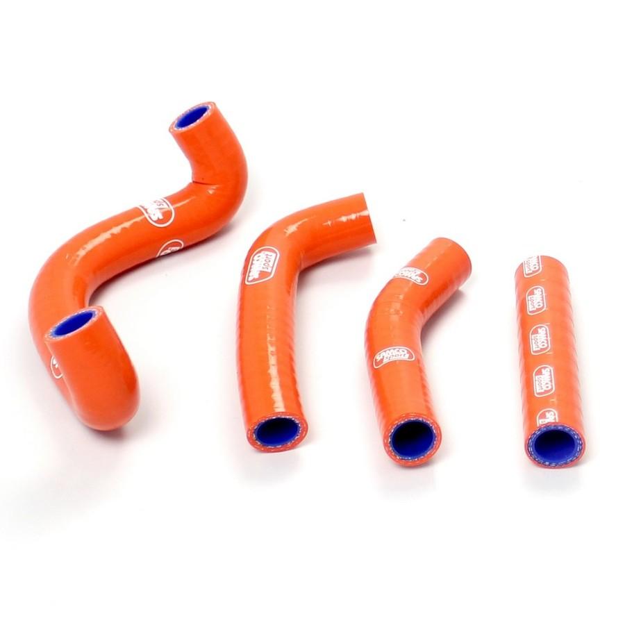 SAMCO SPORT サムコスポーツ ラジエーター関連部品 クーラントホース(ラジエーターホース) カラー:ブルー (限定色) 50 SX 2009-2011
