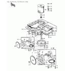 CMS シーエムエス オイルポンプ・フィラーキャップ・オイル関連パーツ オイルポンプギア、49t (Oil Pump Gear, 49t) Z1