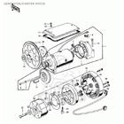 CMS シーエムエス その他エンジンパーツ スタータークラッチギア (Starter Clutch Gear) Z1