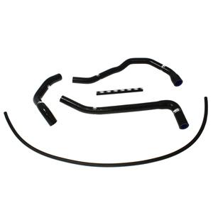 SAMCO SPORT サムコスポーツ ラジエーター関連部品 クーラントホース(ラジエーターホース) カラー:ダークグリーン (限定色) Speed Triple 1050 2005-2006