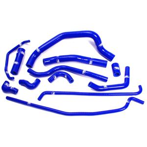 SAMCO SPORT サムコスポーツ ラジエーター関連部品 クーラントホース(ラジエーターホース) カラー:メタリックシルバー (限定色) YZF 1000 R1 2007-2008
