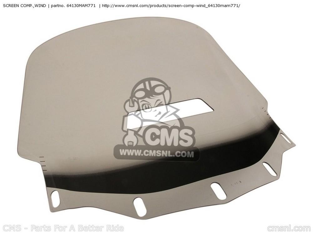 CMS シーエムエス スクリーン SCREEN COMP.,WIND