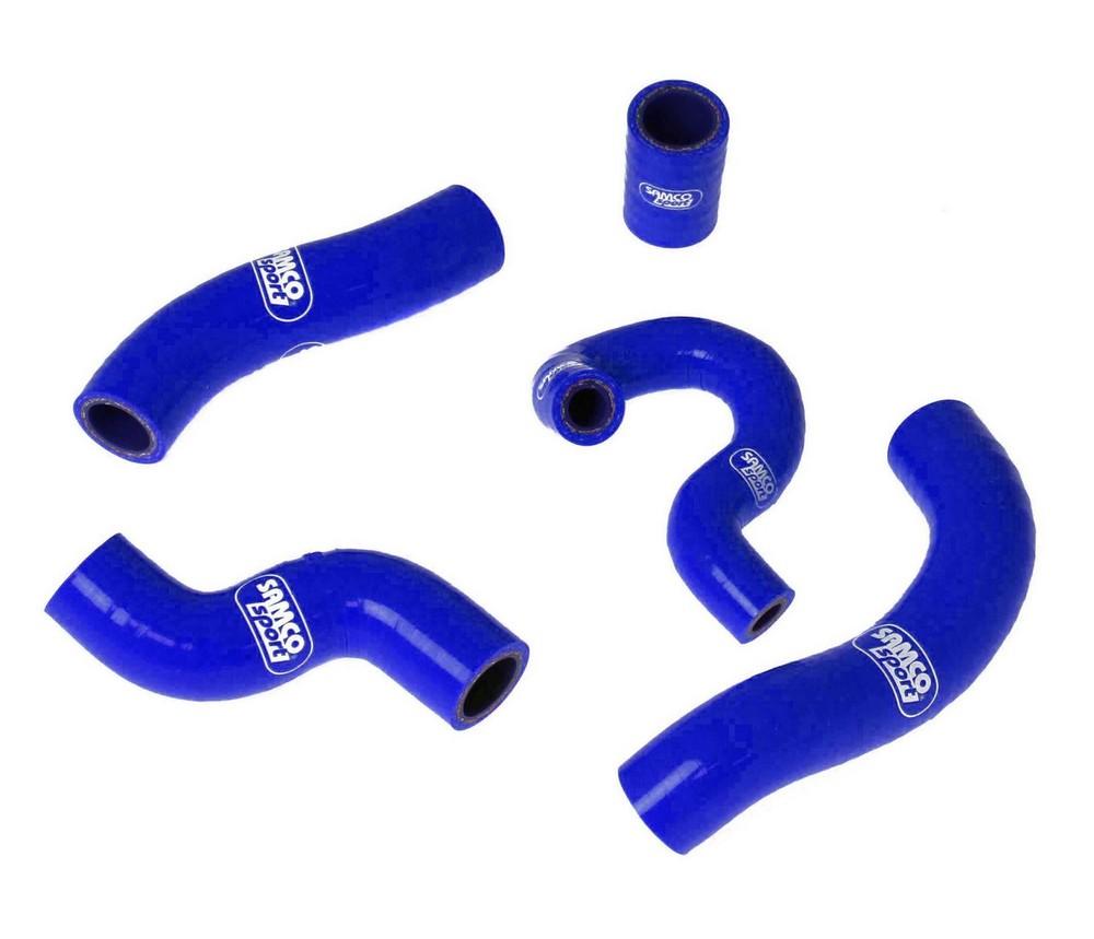 SAMCO SPORT サムコスポーツ ラジエーター関連部品 クーラントホース(ラジエーターホース) カラー:ブラック (限定色) FE 450 2013-2014 FE 501 2013-2014