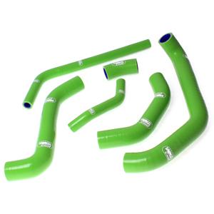 SAMCO SPORT サムコスポーツ ラジエーター関連部品 クーラントホース(ラジエーターホース) カラー:グリーン ZX 10 R 2011-2015