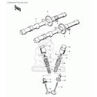 CMS シーエムエス その他エンジンパーツ バルブ、排気 (Valve,exhaust) KZ900