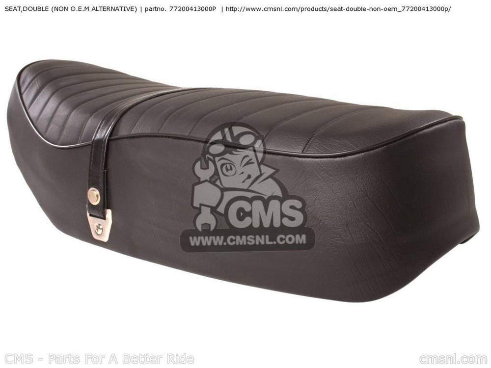 CMS シーエムエス シート本体 SEAT,DOUBLE (NON O.E. ALTERNATIVE)