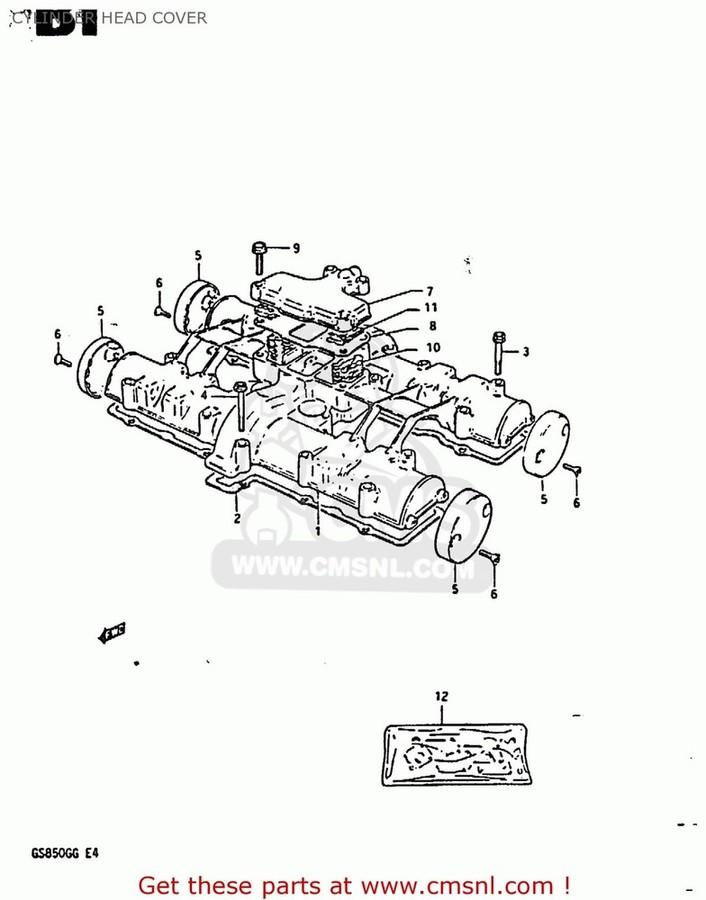 CMS シーエムエス ガスケット (11400-49898) GASKET SET