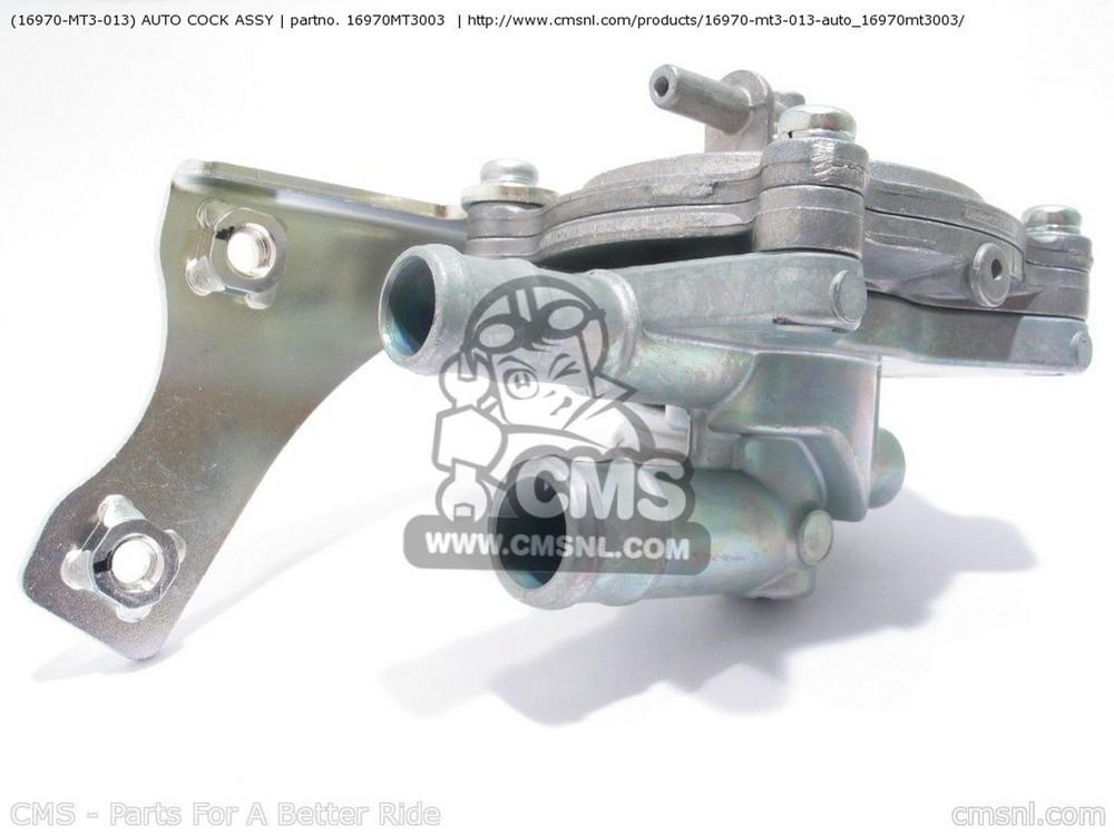 CMS シーエムエス 燃料コック (16970-MT3-013) AUTO COCK ASSY ST1100P 2000 (Y) AUSTRALIA / KPH