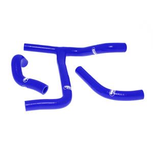 SAMCO SPORT サムコスポーツ ラジエーター関連部品 クーラントホース(ラジエーターホース) カラー:ライトニングブルーカモ (限定色) RM Z 450 2008-2014